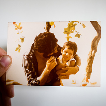 """S1 E18: """"My Dad and Me, in Three Songs"""""""